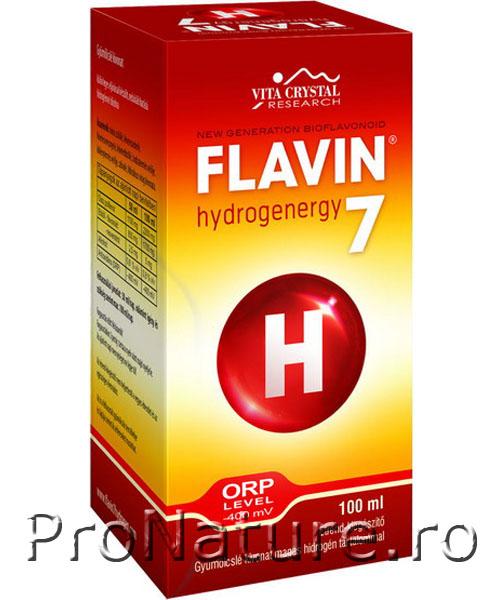 Flavin 7 Hidrogen