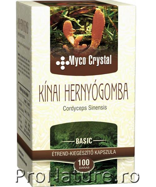 Ciuperca Larva Chinezeasca100cps