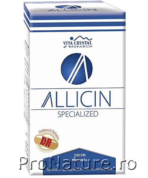 Allicin specialized-100cps