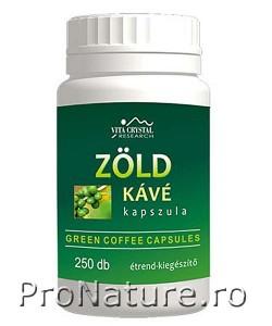 Cafea verde-250cps