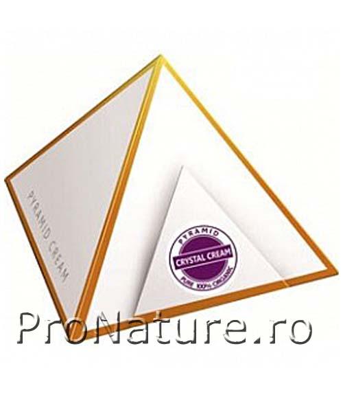 Crema piramid