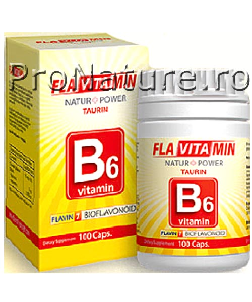 Flavitamin B6
