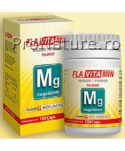 Flavitamin-Magneziu