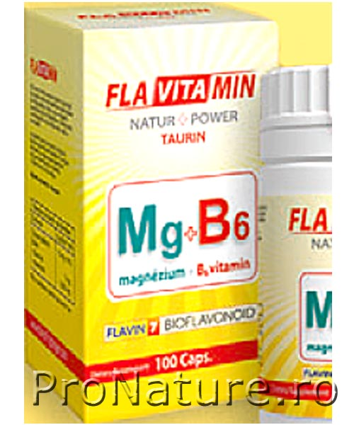 Flavitamin-Mg+B6