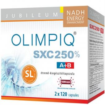 Olimpiq jubileum SL SXC 250%, 2x120 capsule, diabet